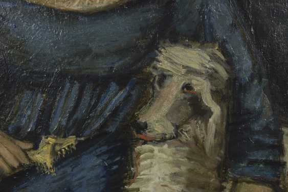 CRODEL, Charles: portrait of Annemarie Dahl - photo 4
