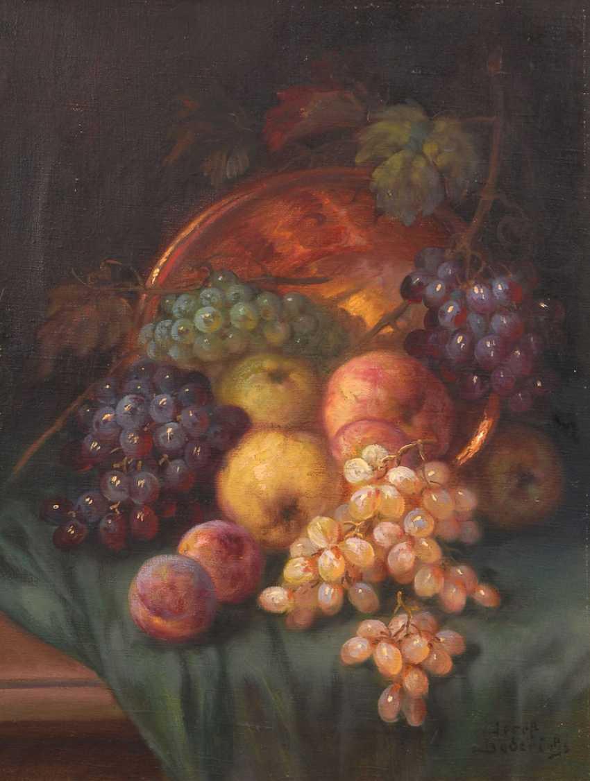 Dederichs, Joseph: Life Of Fruit Still. - photo 1