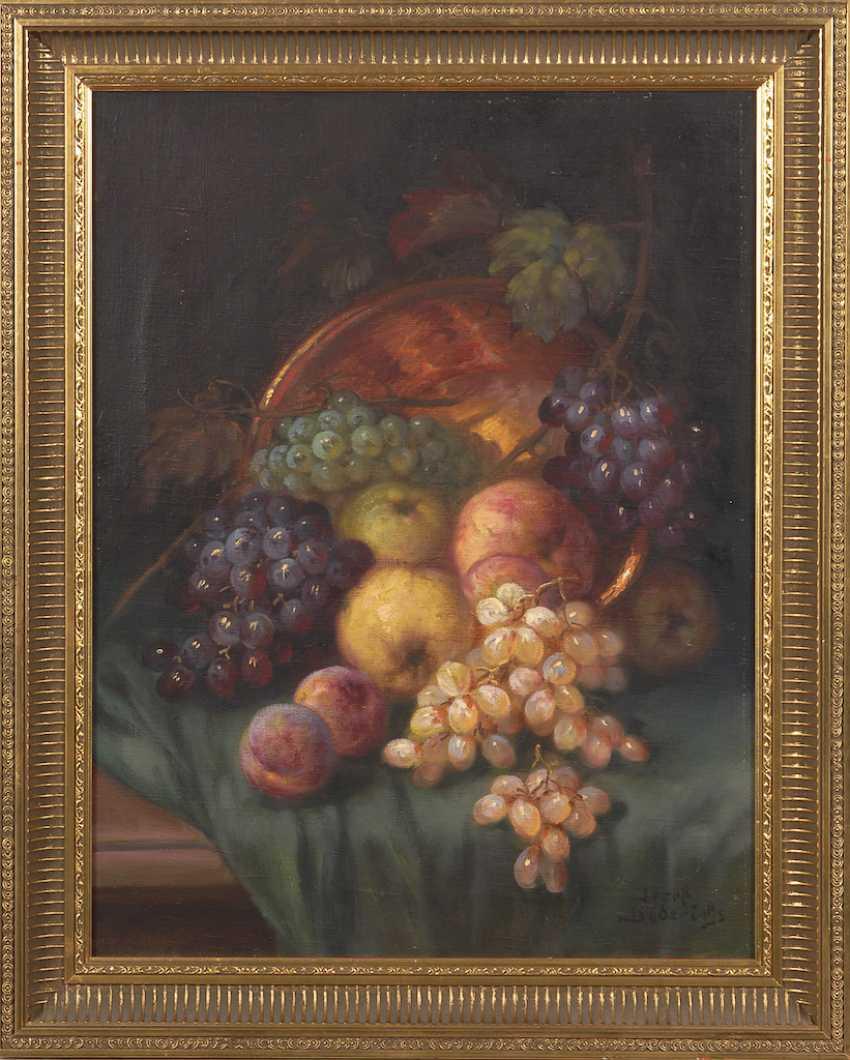 Dederichs, Joseph: Life Of Fruit Still. - photo 2