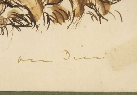 Dill, Otto: lions in the Savannah. - photo 3
