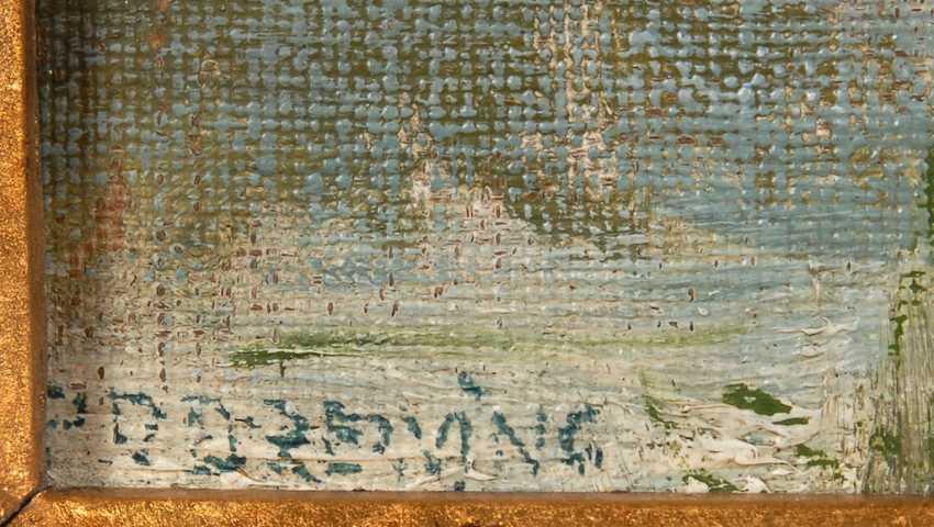 DREWING, Peter Paul (Draewing): Am Wald - photo 3