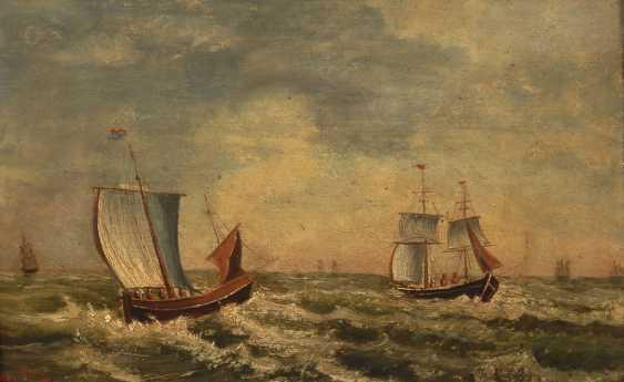DYKS, Adr.: Segelboote. - photo 1