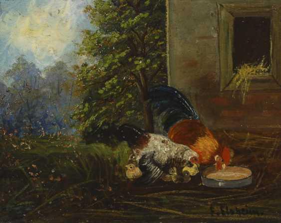 LANGELSHEIM, F.: counterparts chicken. - photo 2