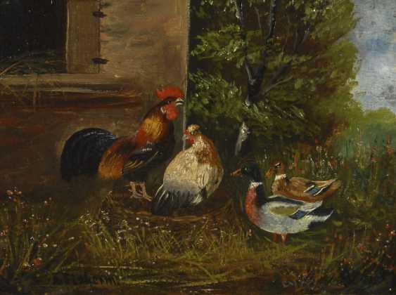 LANGELSHEIM, F.: counterparts chicken. - photo 3