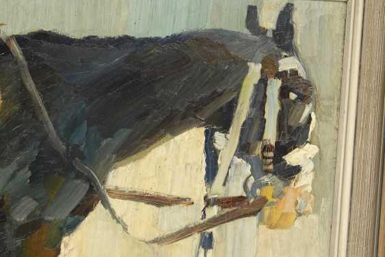 Field BAUER, Max: horse portrait. - photo 2