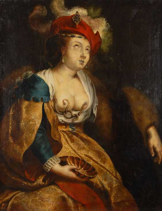 The Flemish masters: death of Cleopatra. - photo 1