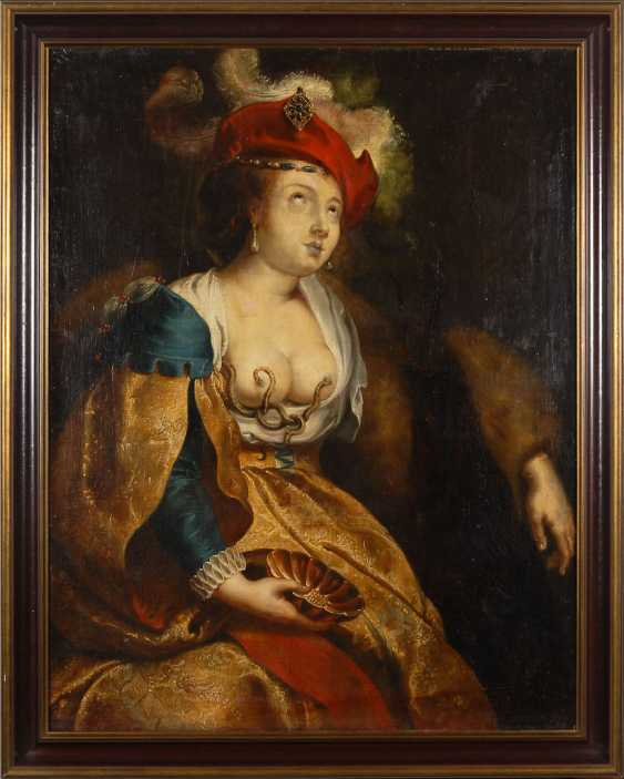 The Flemish masters: death of Cleopatra. - photo 3