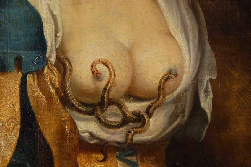 The Flemish masters: death of Cleopatra. - photo 4