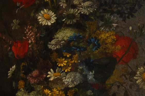 French Painter: Bouquet Of Flowers. - photo 2