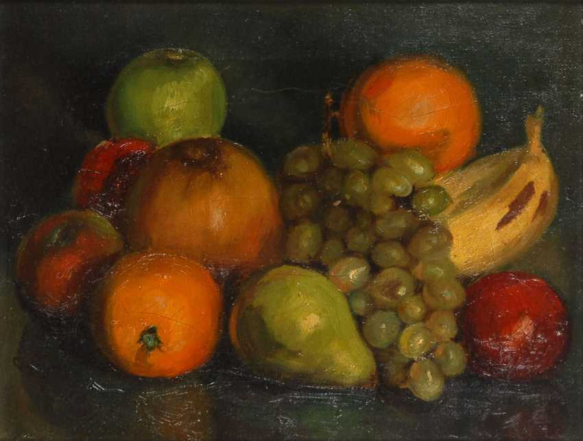 Still life with fruits. - photo 1