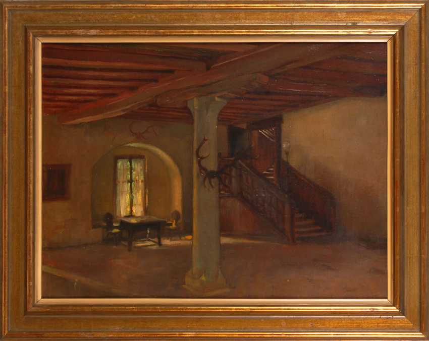 GEERKE, Otto: entrance hall in Lord street - photo 2