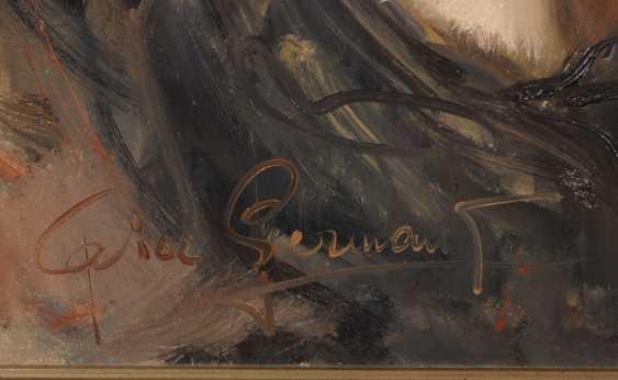 GERMANI, Pier: woman portrait. - photo 3