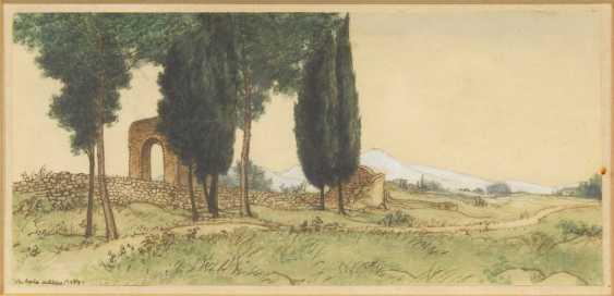 GUGG, Hugo: Five landscapes in Italy u - photo 2