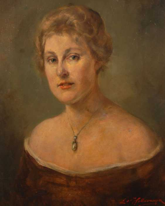 HALLAVANYA, Emilia from: portrait of a lady. - photo 1