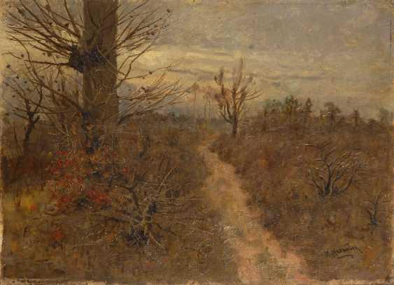 HART, Hermann: autumn landscape gave way to,. - photo 1