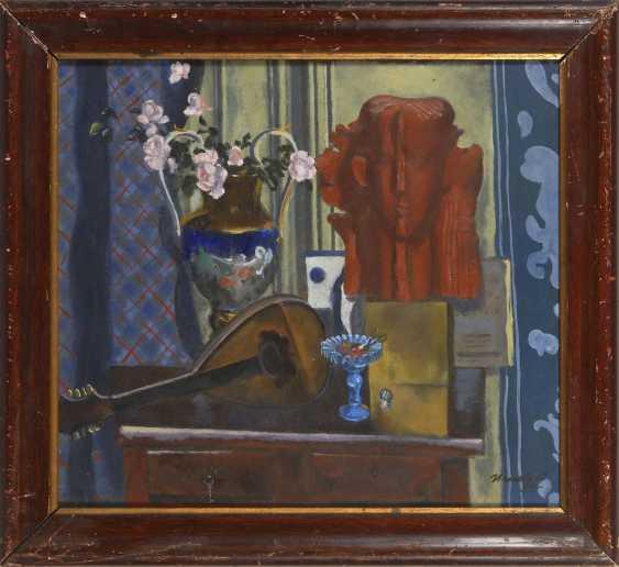 IGNATIEV: still life with blue Vase. - photo 2