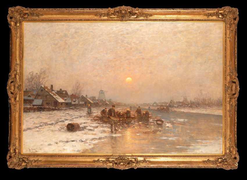 JUNGBLUT, Johann: Evening Winterland - photo 3