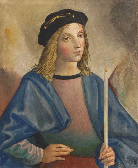 "KAISER, Eduard: copy after Raphael ""Jun - photo 1"