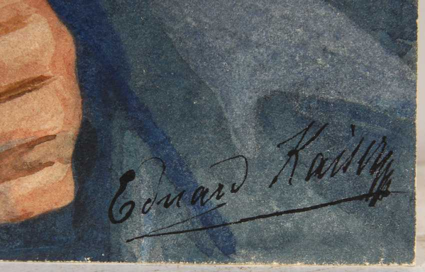 "KAISER, Eduard: copy after Raphael ""Jun - photo 2"