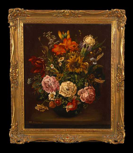 KLAEDE, Betty: still life with flowers in Altm - photo 2