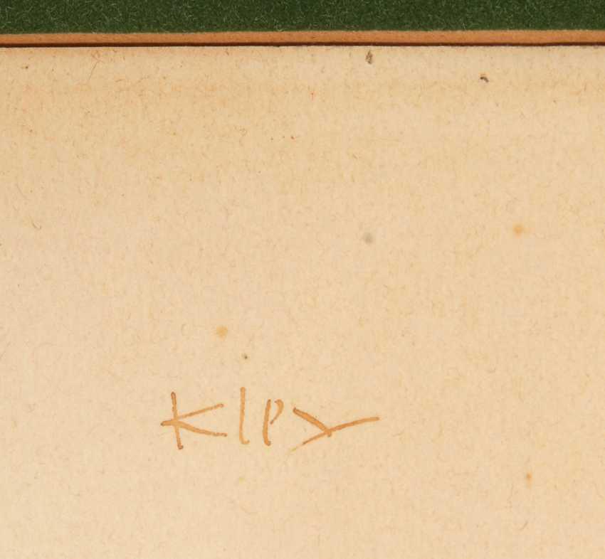 KLEY, Heinrich: Musical bear. - photo 3