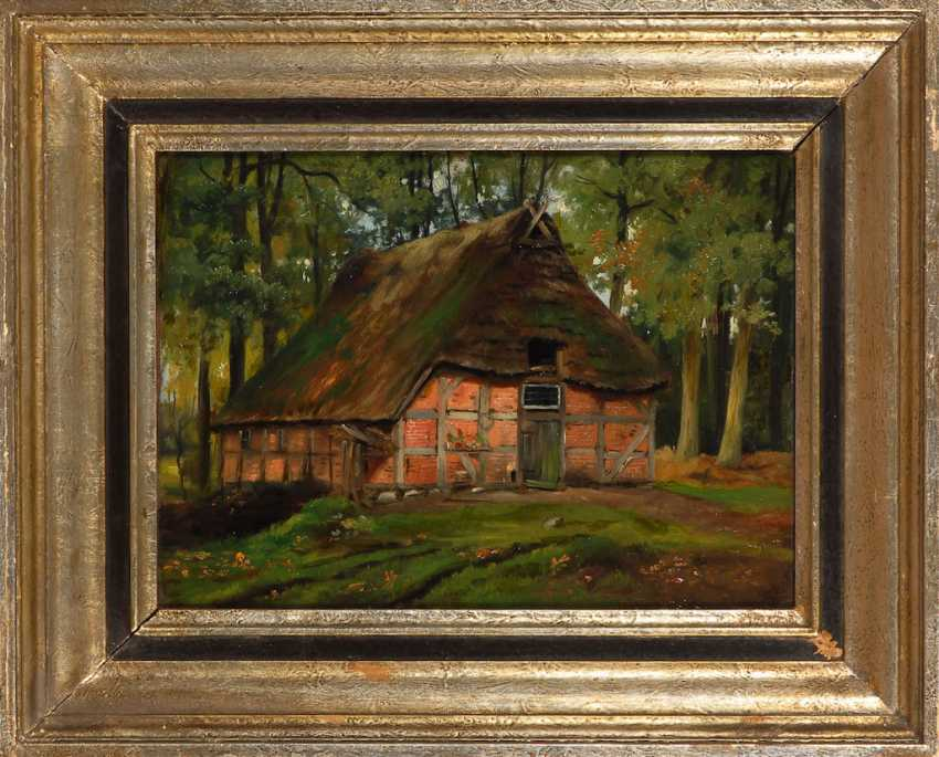 KOESTER, Ferdinand: Kate in the forest. - photo 2