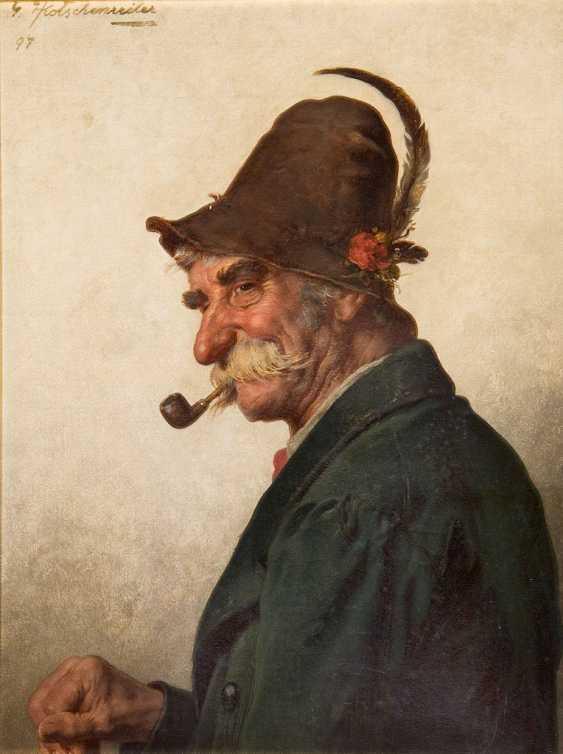 Kotsch rider, Hugo (1854 farm - 1908 M - photo 1