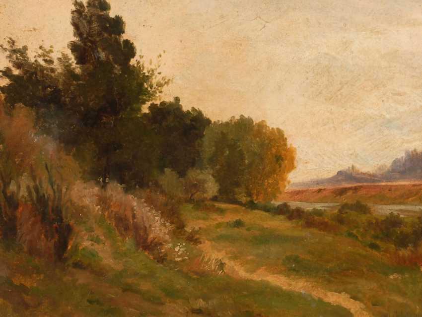 MICHELIS, A.: summer landscape. - photo 1