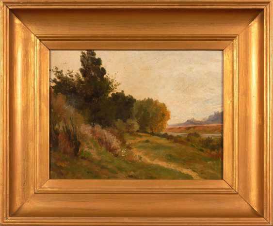 MICHELIS, A.: summer landscape. - photo 2