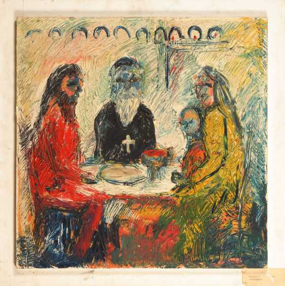 """The middle two, Holger: """"the last supper"""". - photo 3"""