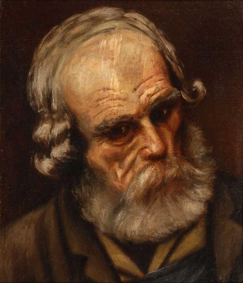 Monogram mist: portrait of a gentleman. - photo 1
