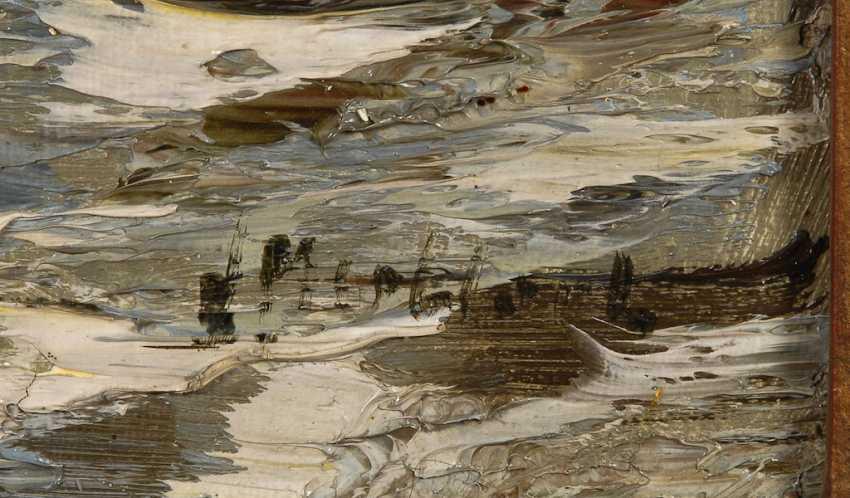 MOSBLECH, Carl Wilhelm: Fischerboote au - Foto 3