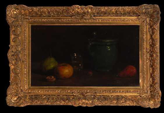 NAUEN, Paul: still life with fruit un - photo 3