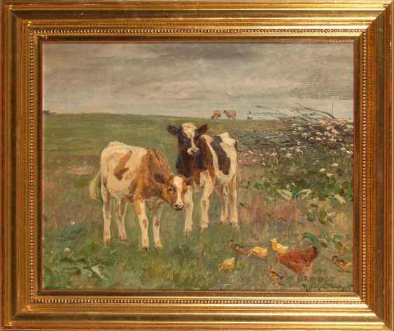NIELSEN, Knud Reinholdt: pasture piece. - photo 2