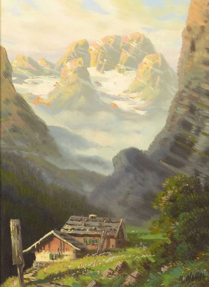NORDT, Max: Small landscape. - photo 1