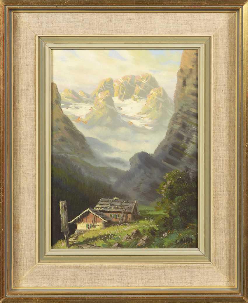 NORDT, Max: Small landscape. - photo 2