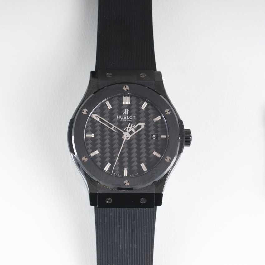 Herren-Armbanduhr 'Classic Fusion Black Magic' - photo 1