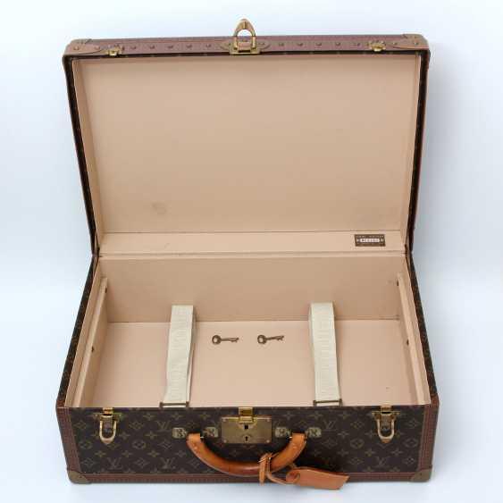 LOUIS VUITTON VINTAGE noble suitcase