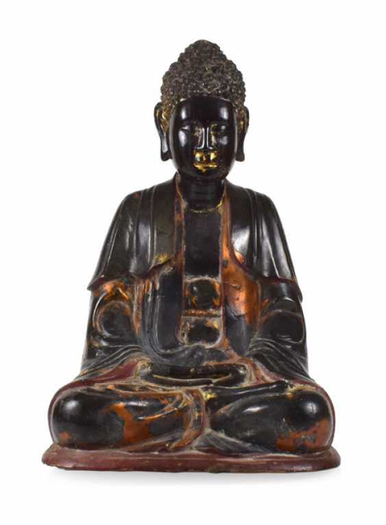BUDDHA WITH LACQUER VERSION, - photo 1