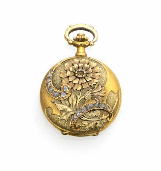 Auction: Invicta Ladies Pocket Watch — buy online by