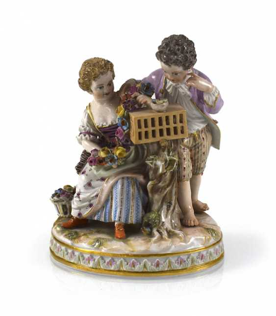 CHILDREN'S GROUP, MEISSEN, AROUND - photo 1