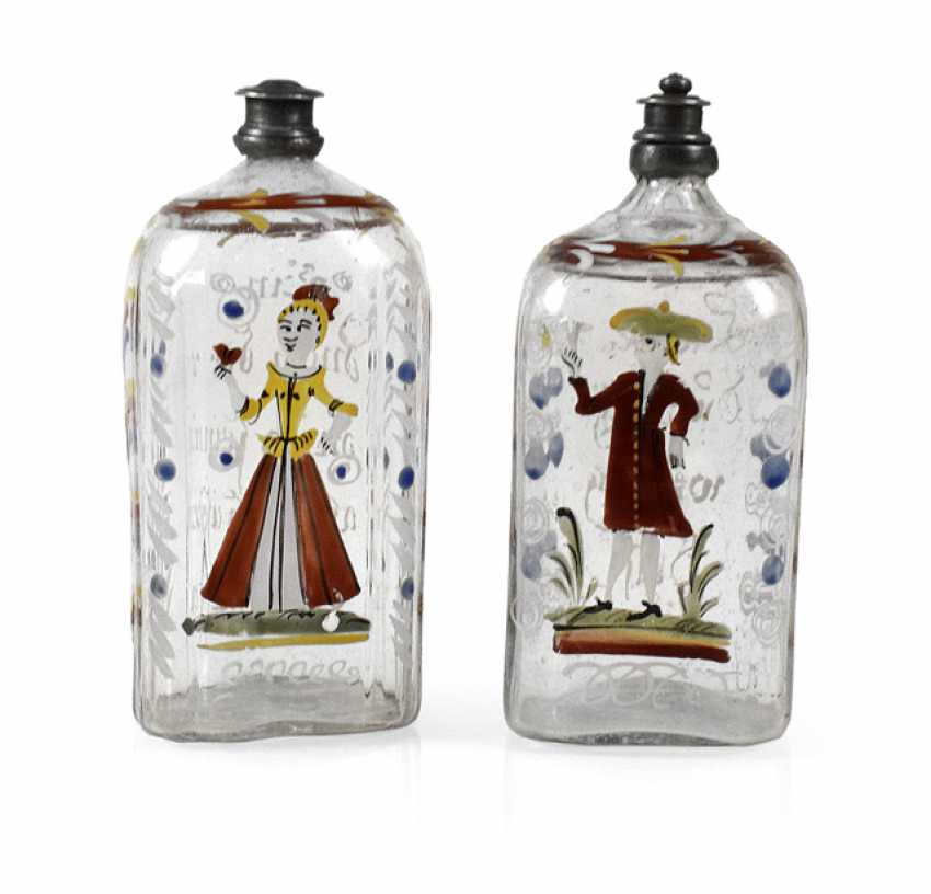 TWO BOTTLES OF LIQUOR, 18.CENTURY, - photo 1