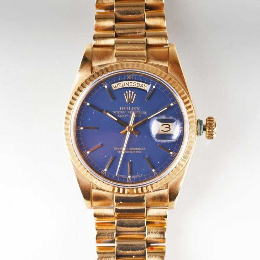 Men's Wrist Watch 'Oyster Perpetual Day-Date' - photo 1