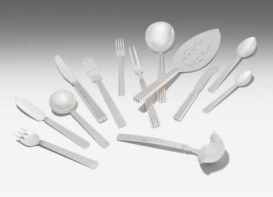"Cutlery Service, ""Bernadotte"", Georg Jensen - photo 1"