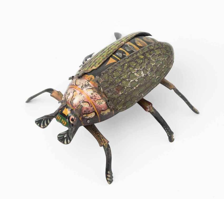 "Adam-Animal Figure ""Running Beetles"" - photo 1"