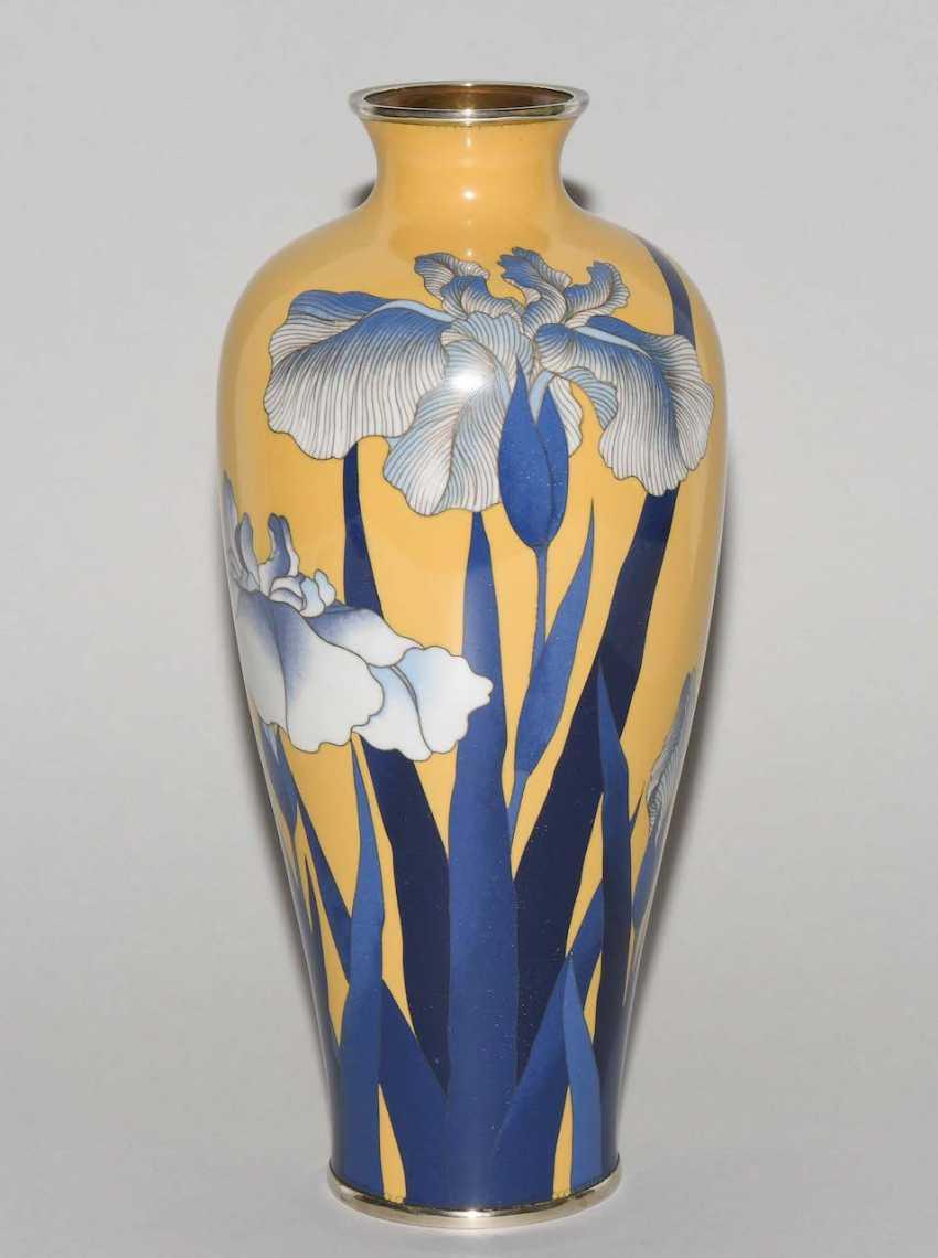 Cloisonne Vase - photo 2