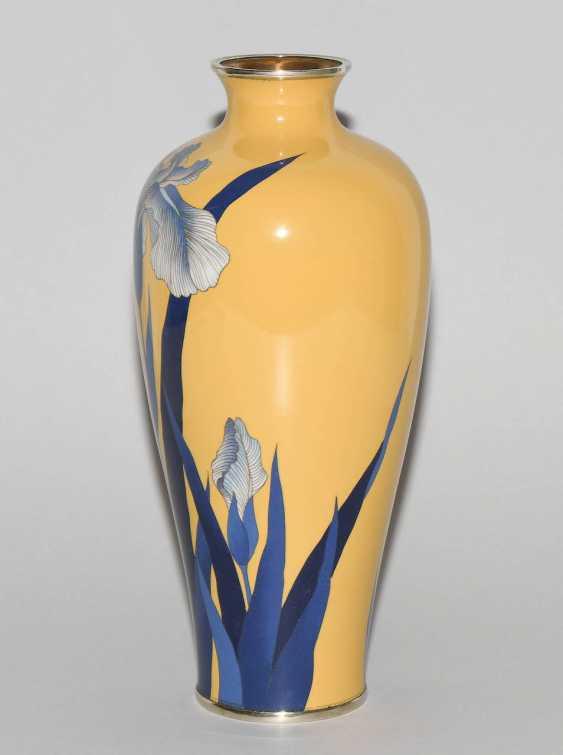 Cloisonne Vase - photo 3