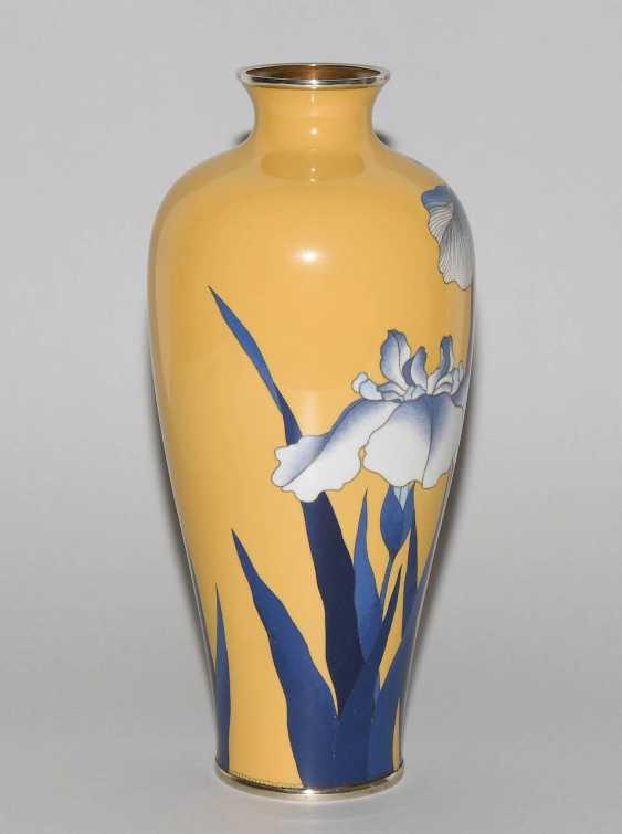 Cloisonne Vase - photo 5