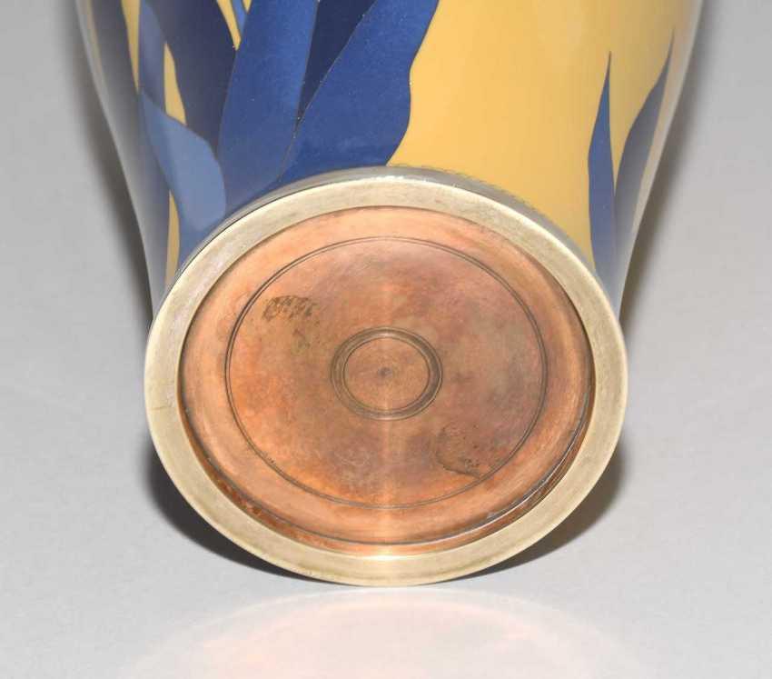 Cloisonne Vase - photo 7
