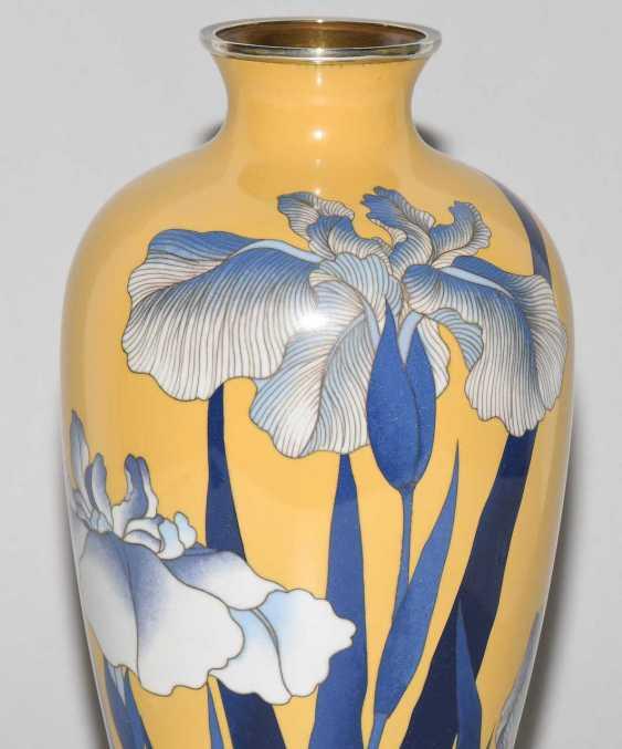 Cloisonne Vase - photo 8